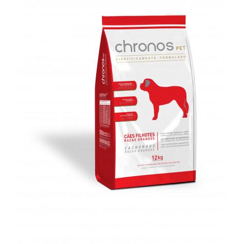 Chronos Pet Cães Filhotes Raças Grandes 12 kg