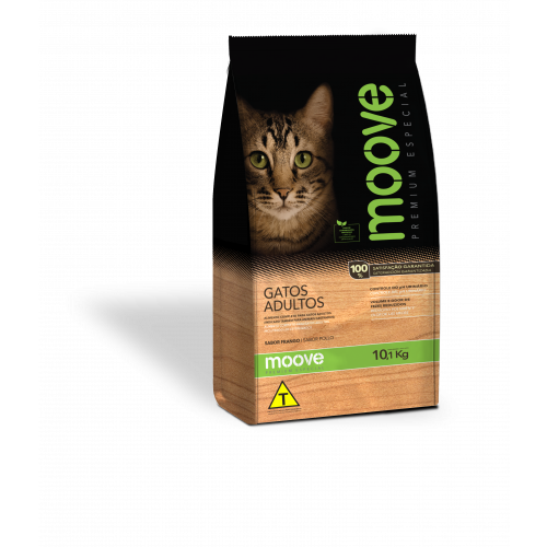 Moove Gatos Adultos 10,1 kg