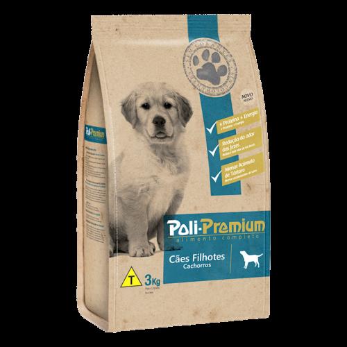Poli-Premium Cães Filhotes