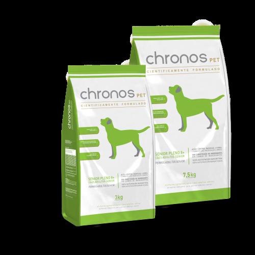 Chronos Pet Cães Adultos Senior Pleno 8+